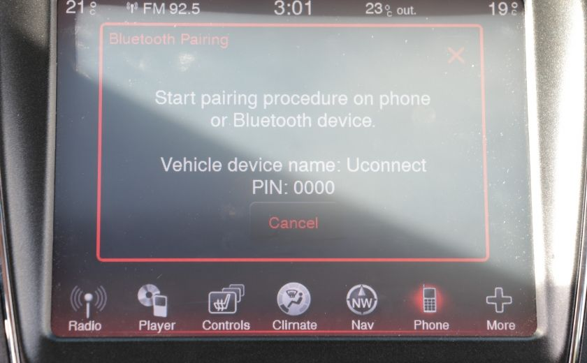 2011 Dodge Journey R/T 7 PASSAGERS(RARE) BLUETOOTH A/C BIZONE CAM CRU #7