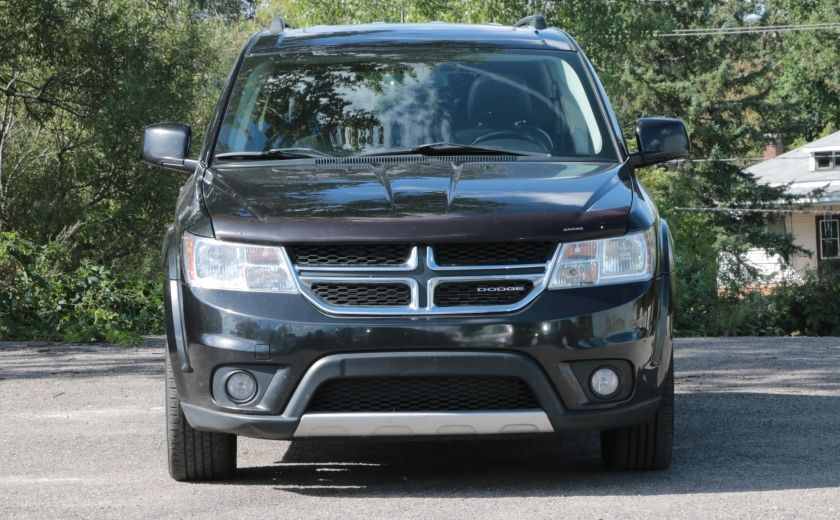 2011 Dodge Journey R/T 7 PASSAGERS(RARE) BLUETOOTH A/C BIZONE CAM CRU #8