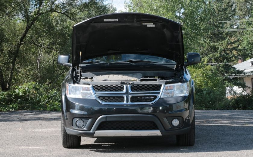 2011 Dodge Journey R/T 7 PASSAGERS(RARE) BLUETOOTH A/C BIZONE CAM CRU #22