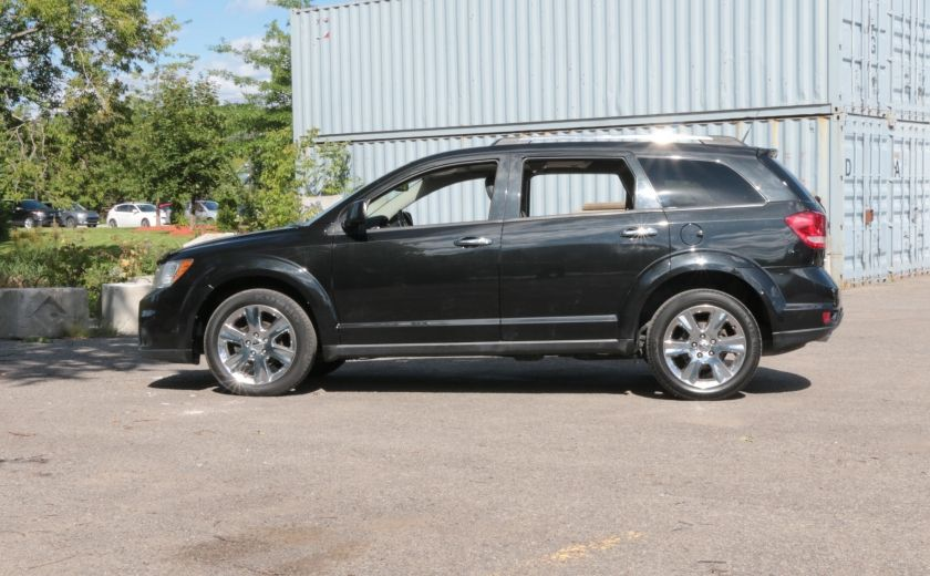 2011 Dodge Journey R/T 7 PASSAGERS(RARE) BLUETOOTH A/C BIZONE CAM CRU #3