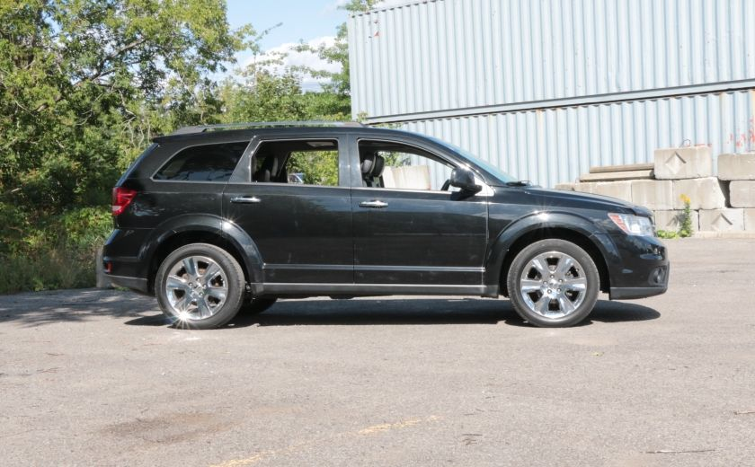2011 Dodge Journey R/T 7 PASSAGERS(RARE) BLUETOOTH A/C BIZONE CAM CRU #9
