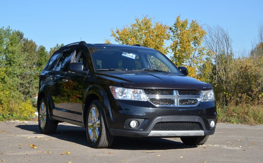 2011 Dodge Journey R/T 7 PASSAGERS(RARE) BLUETOOTH A/C BIZONE CAM CRU #28