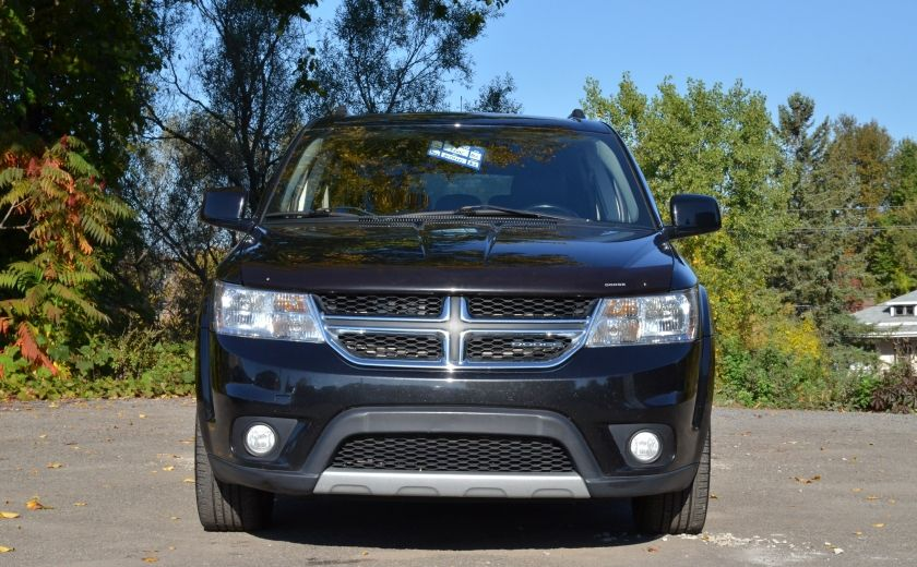 2011 Dodge Journey R/T 7 PASSAGERS(RARE) BLUETOOTH A/C BIZONE CAM CRU #1