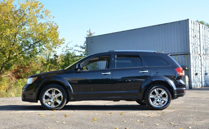 2011 Dodge Journey R/T 7 PASSAGERS(RARE) BLUETOOTH A/C BIZONE CAM CRU #30