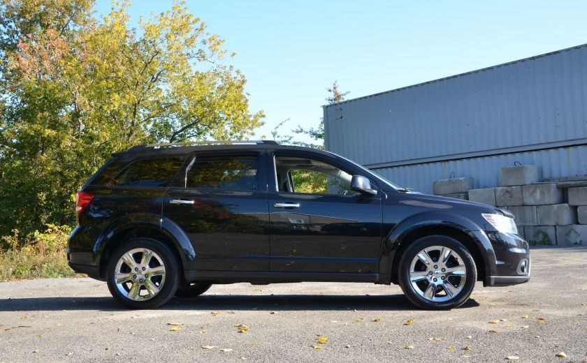 2011 Dodge Journey R/T 7 PASSAGERS(RARE) BLUETOOTH A/C BIZONE CAM CRU #34