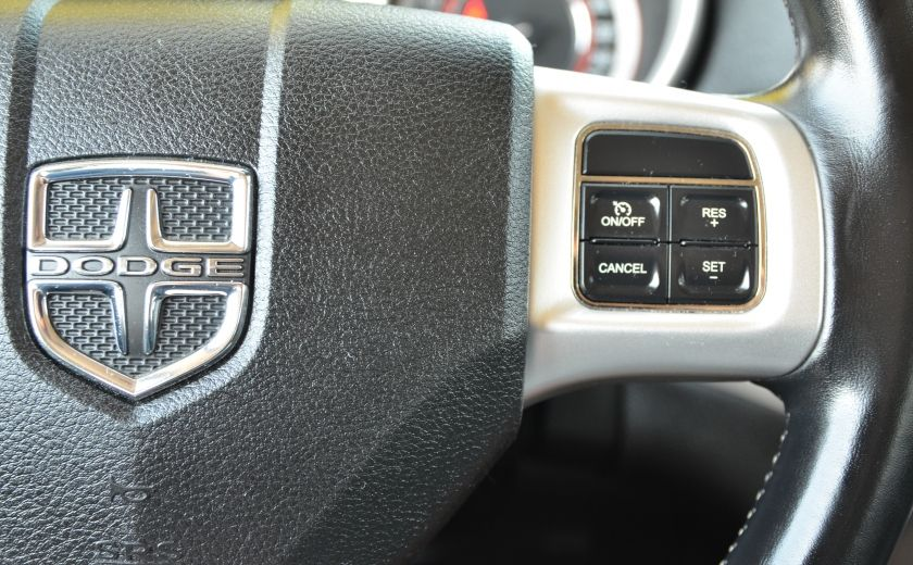 2011 Dodge Journey R/T 7 PASSAGERS(RARE) BLUETOOTH A/C BIZONE CAM CRU #57