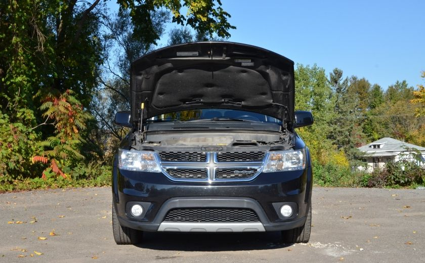 2011 Dodge Journey R/T 7 PASSAGERS(RARE) BLUETOOTH A/C BIZONE CAM CRU #74