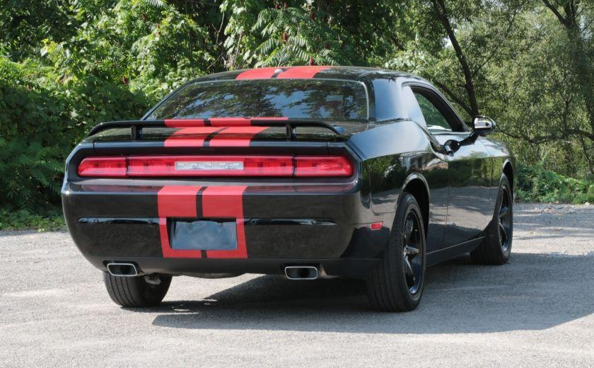 2013 Dodge Challenger SXT Plus AUTO A/C TOIT CUIR MAGS #6