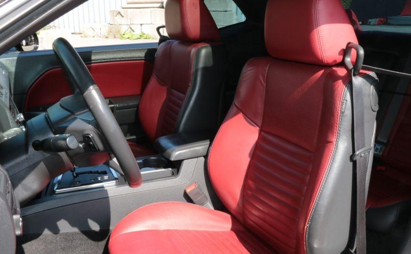 2013 Dodge Challenger SXT Plus AUTO A/C TOIT CUIR MAGS #9