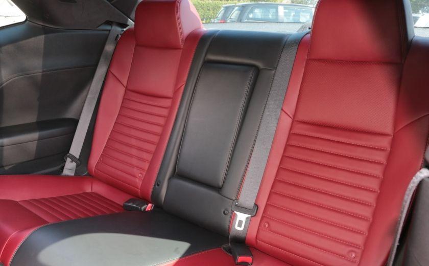 2013 Dodge Challenger SXT Plus AUTO A/C TOIT CUIR MAGS #19