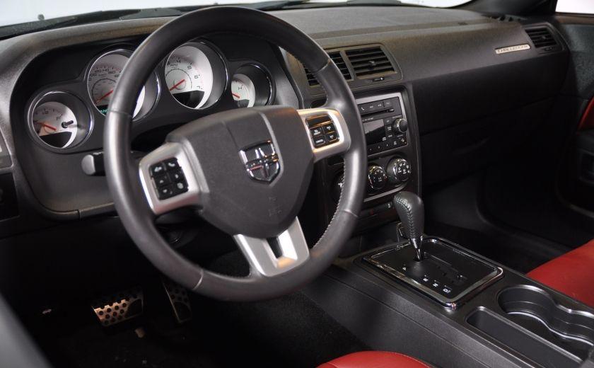 2013 Dodge Challenger SXT Plus AUTO A/C TOIT CUIR MAGS #7