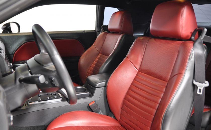 2013 Dodge Challenger SXT Plus AUTO A/C TOIT CUIR MAGS #8
