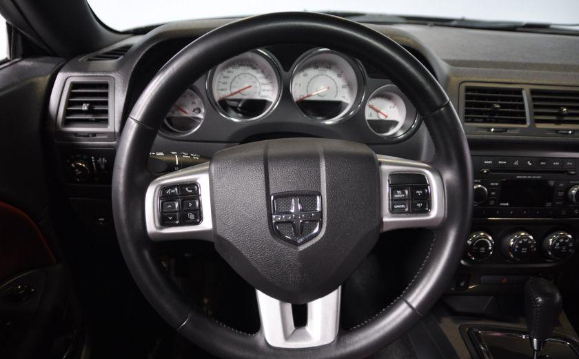 2013 Dodge Challenger SXT Plus AUTO A/C TOIT CUIR MAGS #12