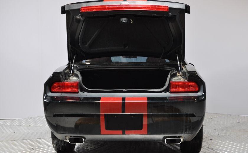 2013 Dodge Challenger SXT Plus AUTO A/C TOIT CUIR MAGS #26