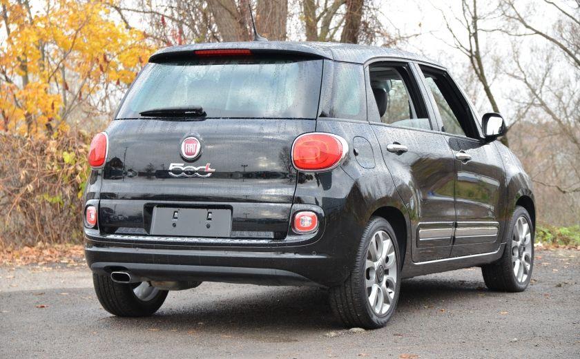 2015 Fiat 500L LOUNGE A/C AUTO BIZONE CRUISE SONAR ABS BLUETOOTH #6