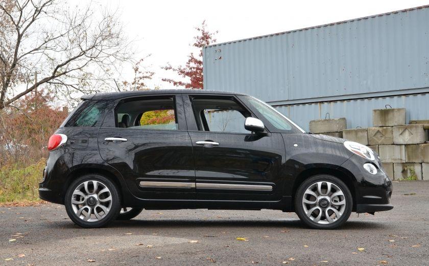 2015 Fiat 500L LOUNGE A/C AUTO BIZONE CRUISE SONAR ABS BLUETOOTH #7