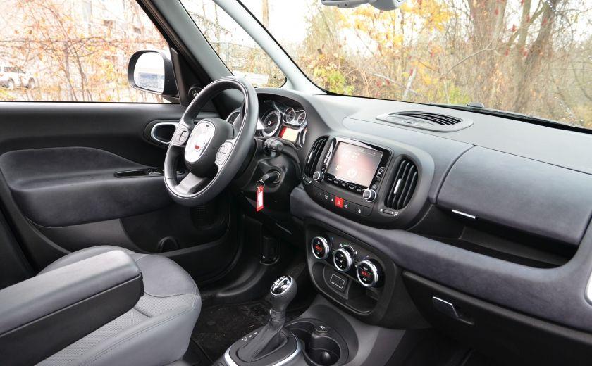 2015 Fiat 500L LOUNGE A/C AUTO BIZONE CRUISE SONAR ABS BLUETOOTH #38
