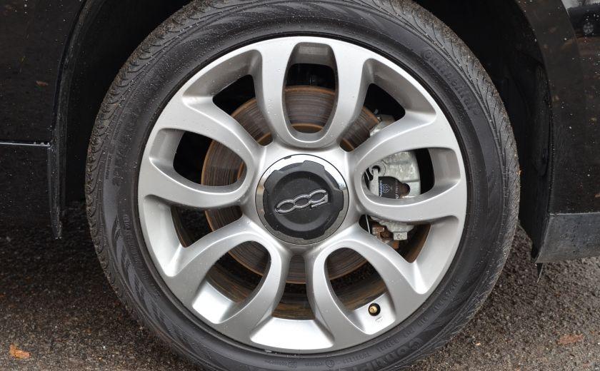 2015 Fiat 500L LOUNGE A/C AUTO BIZONE CRUISE SONAR ABS BLUETOOTH #48