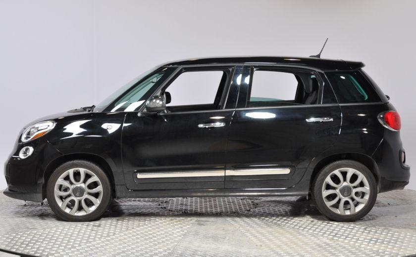 2015 Fiat 500L LOUNGE A/C AUTO BIZONE CRUISE SONAR ABS BLUETOOTH #3