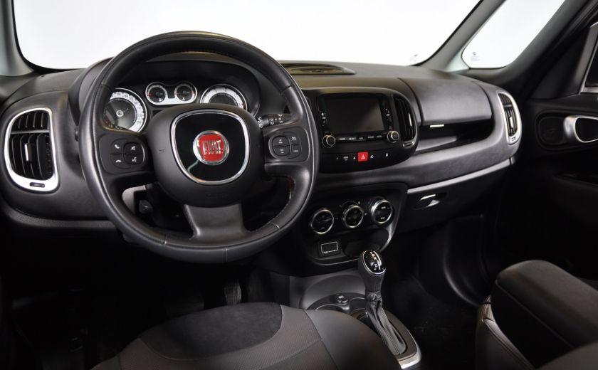 2015 Fiat 500L LOUNGE A/C AUTO BIZONE CRUISE SONAR ABS BLUETOOTH #8