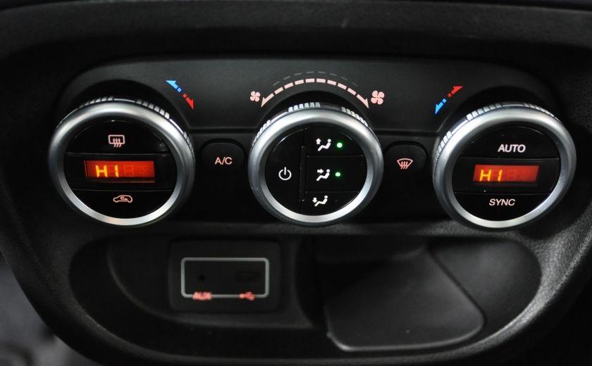 2015 Fiat 500L LOUNGE A/C AUTO BIZONE CRUISE SONAR ABS BLUETOOTH #22