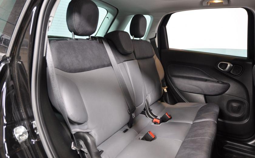 2015 Fiat 500L LOUNGE A/C AUTO BIZONE CRUISE SONAR ABS BLUETOOTH #28