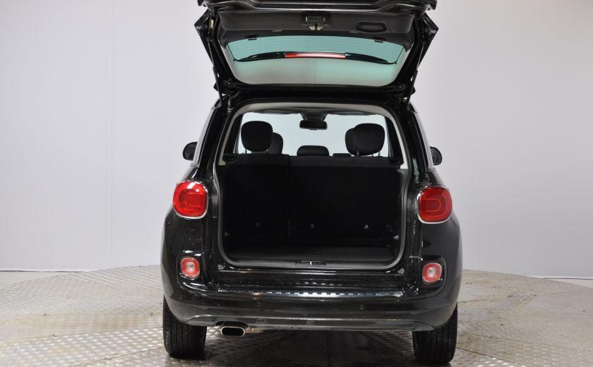 2015 Fiat 500L LOUNGE A/C AUTO BIZONE CRUISE SONAR ABS BLUETOOTH #34