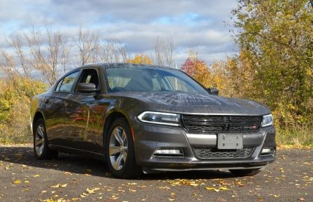2016 Dodge Charger SXT A/C BIZONE CRUISE BLUETOOTH à Estrie