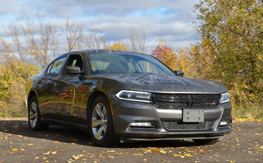 2016 Dodge Charger SXT A/C BIZONE CRUISE BLUETOOTH #0