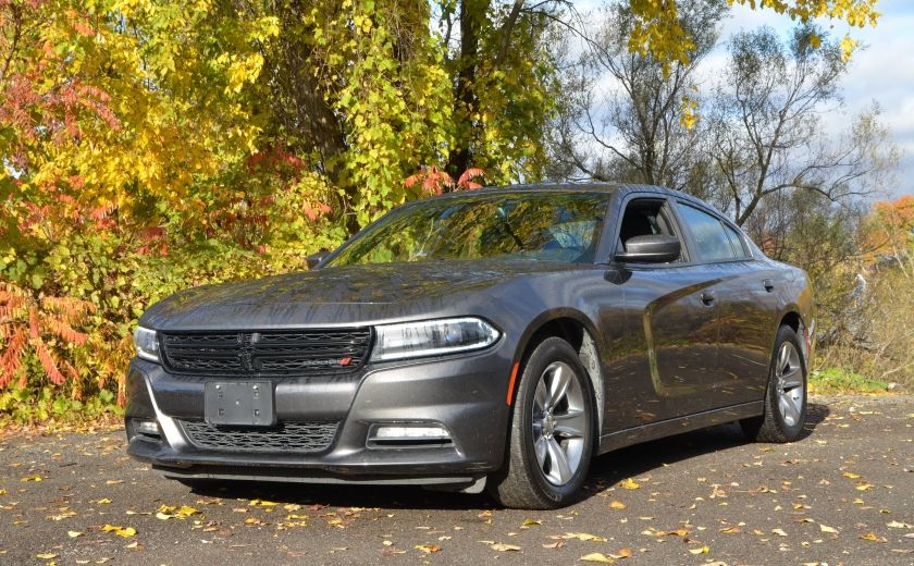 2016 Dodge Charger SXT A/C BIZONE CRUISE BLUETOOTH #2