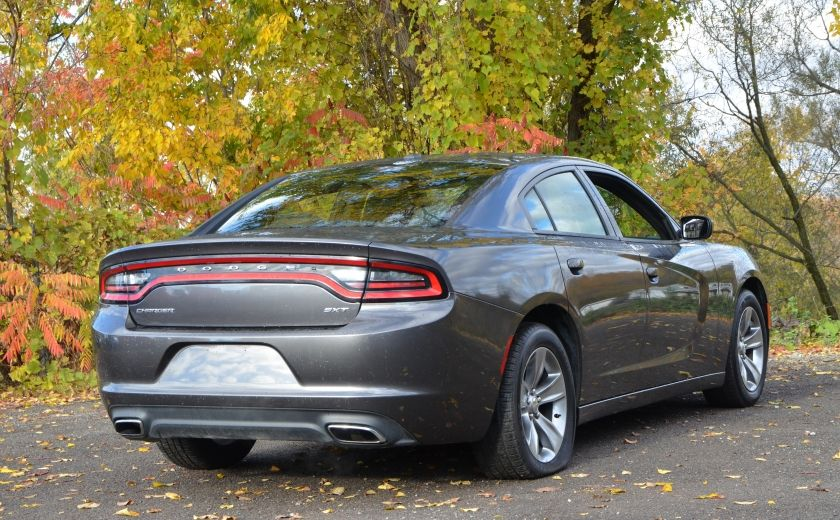 2016 Dodge Charger SXT A/C BIZONE CRUISE BLUETOOTH #8
