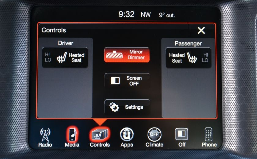 2016 Dodge Charger SXT A/C BIZONE CRUISE BLUETOOTH #19