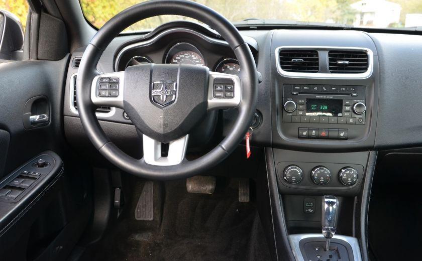 2013 Dodge Avenger SXT A/C BLUETOOTH SIÈGES CHAUFFANT CRUISE #16