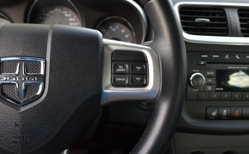 2013 Dodge Avenger SXT A/C BLUETOOTH SIÈGES CHAUFFANT CRUISE #23