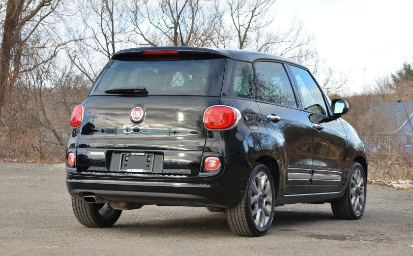 2015 Fiat 500L LOUNGE CUIR TOIT PANO NAV CRUISE BLUETOOTH #5