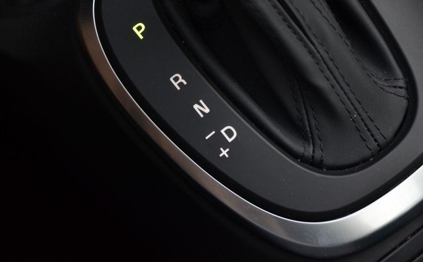 2015 Fiat 500L LOUNGE CUIR TOIT PANO NAV CRUISE BLUETOOTH #23