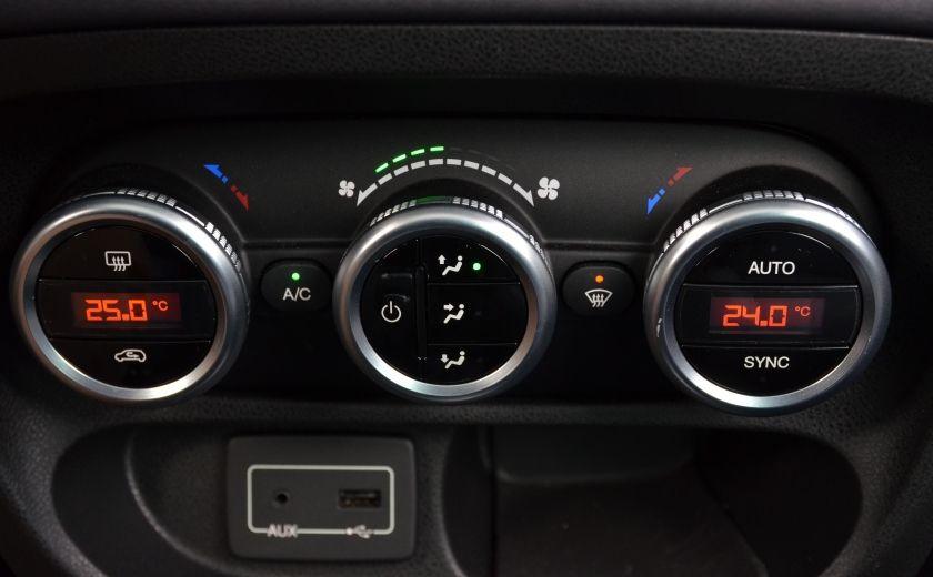 2015 Fiat 500L LOUNGE CUIR TOIT PANO NAV CRUISE BLUETOOTH #28