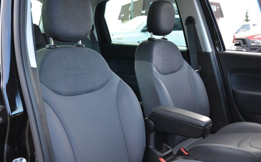 2015 Fiat 500L LOUNGE CUIR TOIT PANO NAV CRUISE BLUETOOTH #37