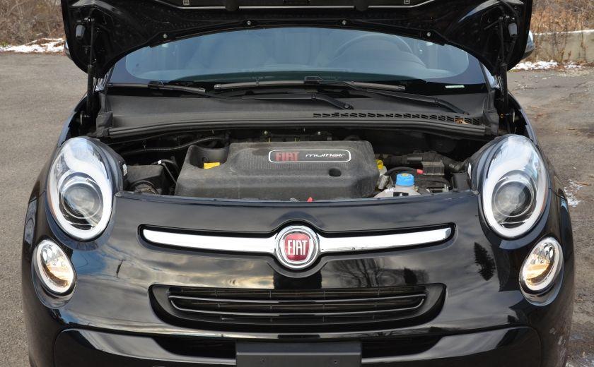 2015 Fiat 500L LOUNGE CUIR TOIT PANO NAV CRUISE BLUETOOTH #40