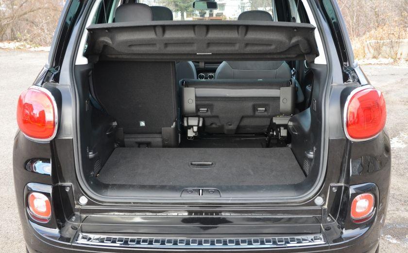 2015 Fiat 500L LOUNGE CUIR TOIT PANO NAV CRUISE BLUETOOTH #45