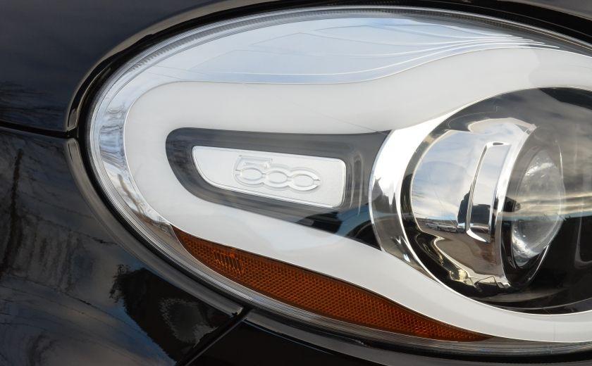 2015 Fiat 500L LOUNGE CUIR TOIT PANO NAV CRUISE BLUETOOTH #48