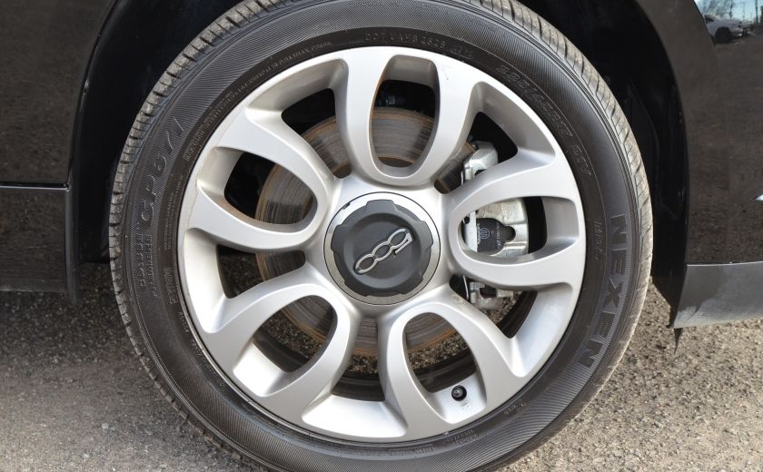 2015 Fiat 500L LOUNGE CUIR TOIT PANO NAV CRUISE BLUETOOTH #49