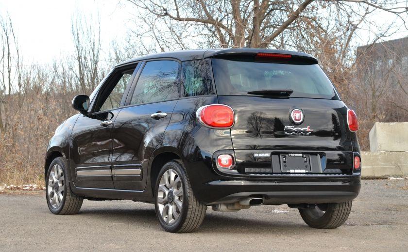 2015 Fiat 500L LOUNGE CUIR TOIT PANO NAV CRUISE BLUETOOTH #3