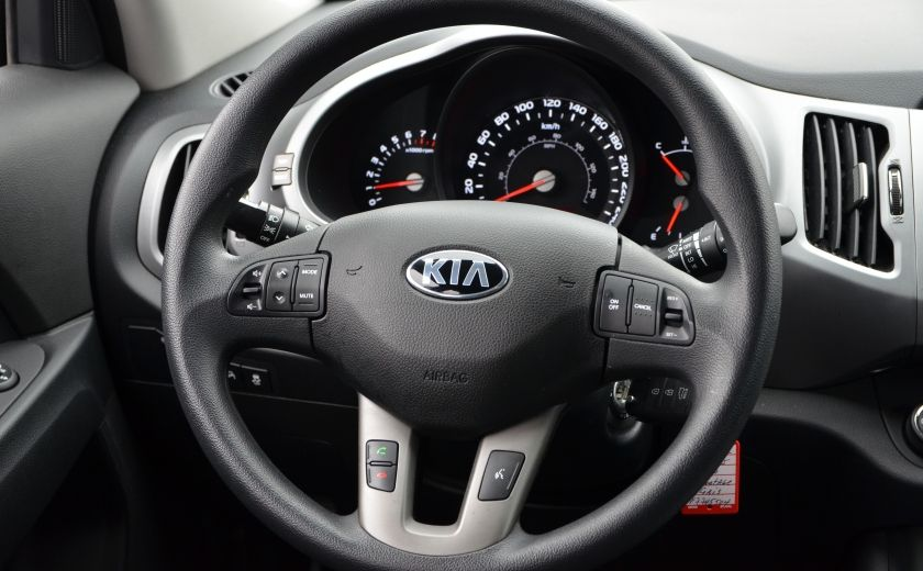 2015 Kia Sportage LX A/C BLUETOOTH SIEGES CHAUFFANT CRUISE #14