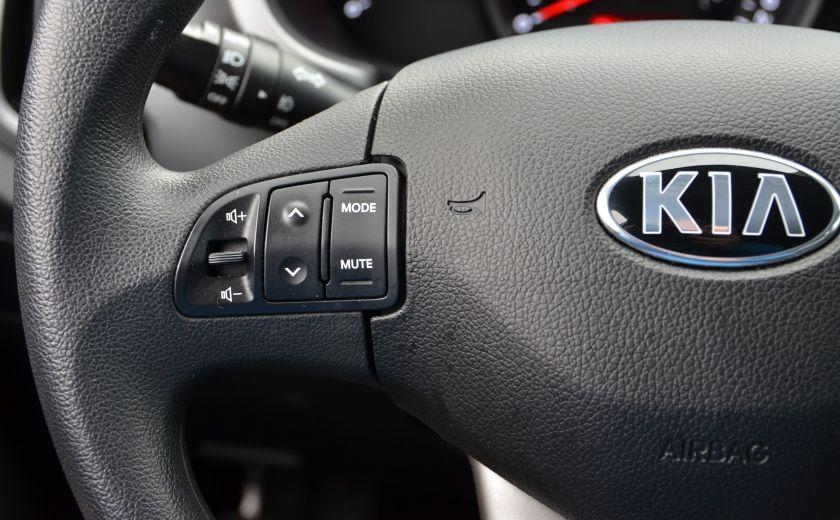 2015 Kia Sportage LX A/C BLUETOOTH SIEGES CHAUFFANT CRUISE #22