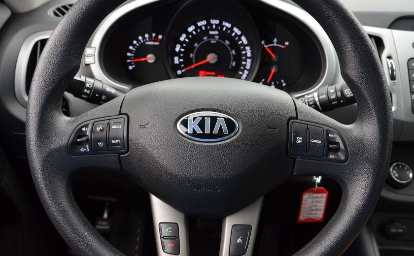 2015 Kia Sportage LX A/C BLUETOOTH SIEGES CHAUFFANT CRUISE #27
