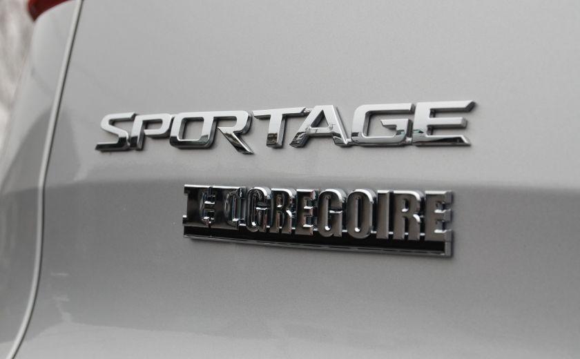 2015 Kia Sportage LX A/C BLUETOOTH SIEGES CHAUFFANT CRUISE #47