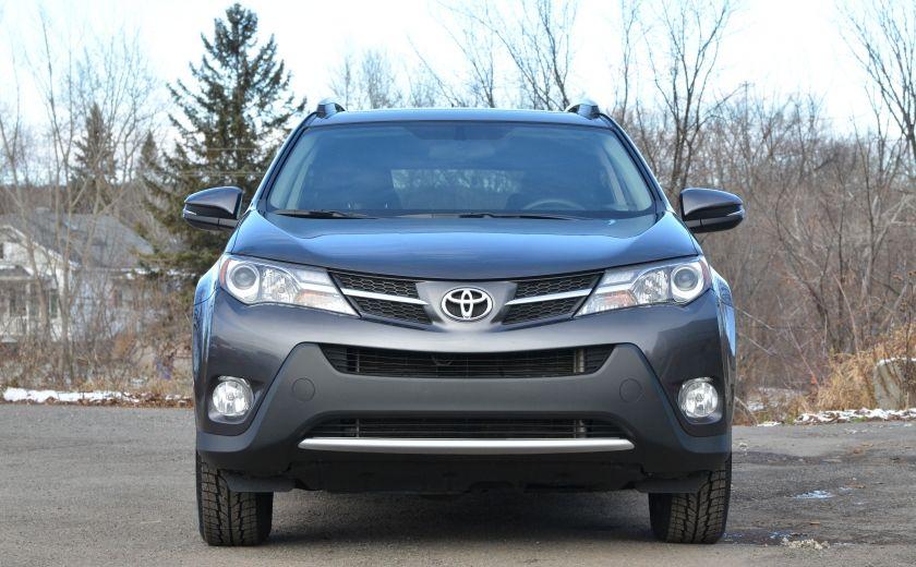 2015 Toyota Rav 4 XLE A/C NAV SIEGES CHAUFFANT TI SAT BLUETOOTH CRUI #1