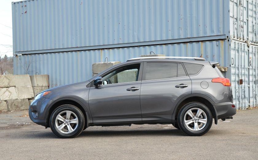 2015 Toyota Rav 4 XLE A/C NAV SIEGES CHAUFFANT TI SAT BLUETOOTH CRUI #3