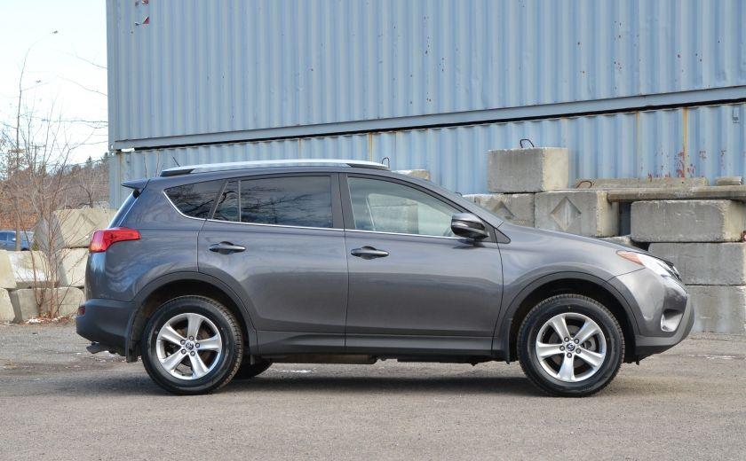 2015 Toyota Rav 4 XLE A/C NAV SIEGES CHAUFFANT TI SAT BLUETOOTH CRUI #7